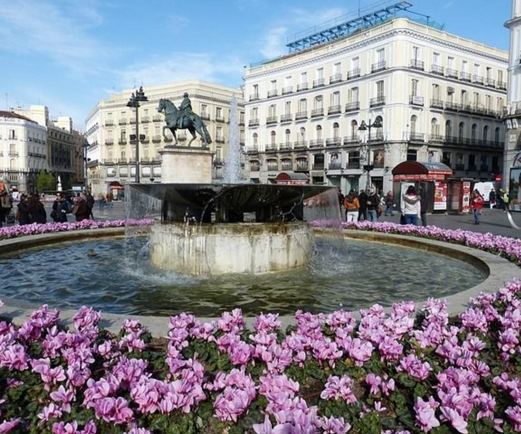 Repunte en los datos del turismo en Madrid