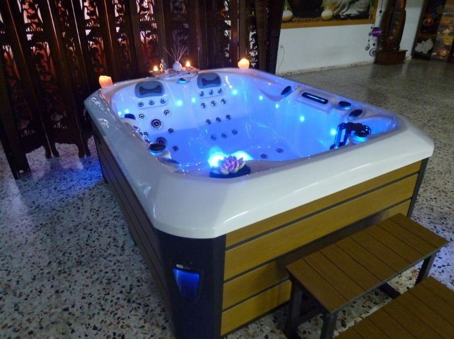 Requisitos para instalar un jacuzzi