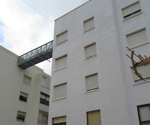 Rehabilitación de fachadas de patios interiores. Cartagena