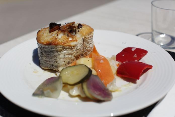 Pescados y mariscos: Servicios de Restaurante Club Nautic