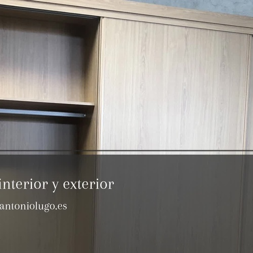 Carpintería y Ebanistería en Vigo | Ebanistería Antonio Lugo