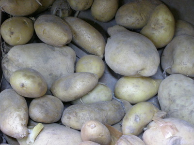 Patatas-ajos-cebollas: Frutas Paula