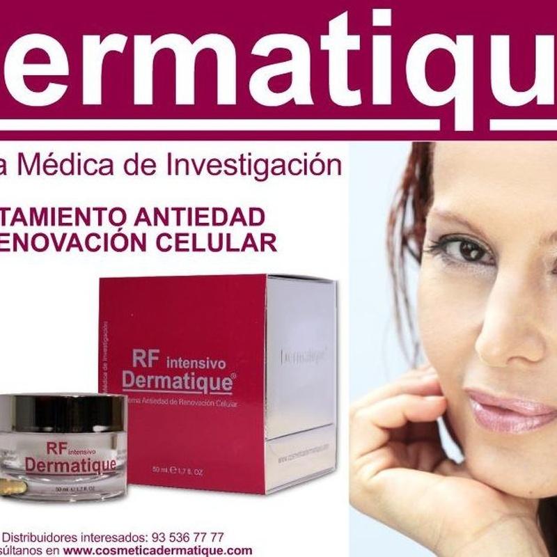 Dermatique RF Intensivo: Serveis i tractaments de SILVIA BACHES MINOVES