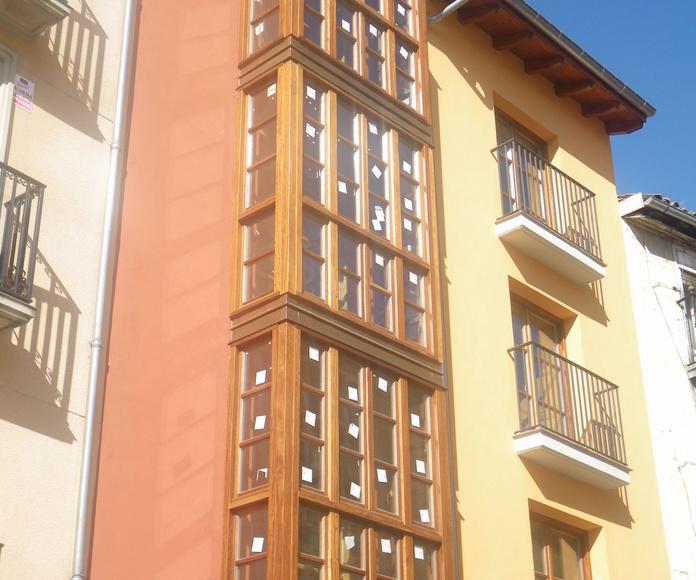 Carpintería de madera: Carpintería y ebanistería de Carpintería Marsam  Jundiz