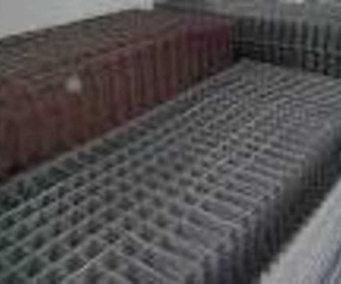 Hierros: Materiales de construcción de F. Campanero Materiales Construcción, S.L.