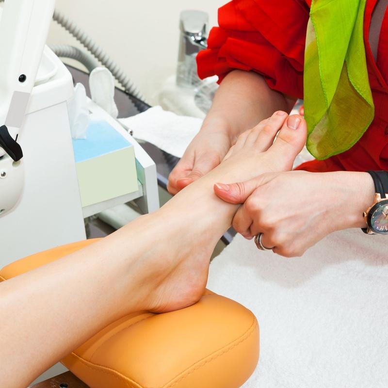 Podología general: Servicios de Clínica del pie Cavaleri