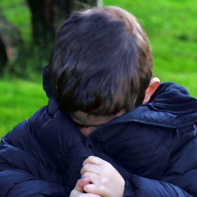 Indicios para detectar si un niño sufre bullying