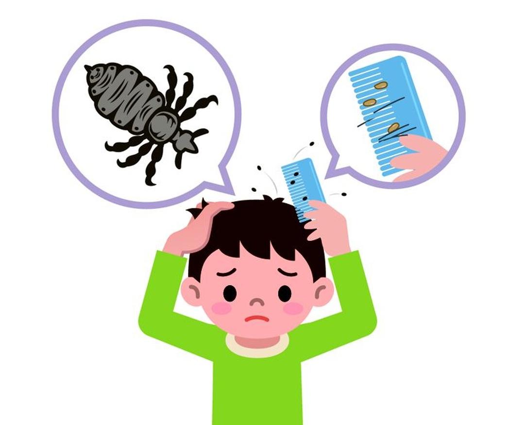 Cómo actuar si tu pequeño sufre un ataque de piojos