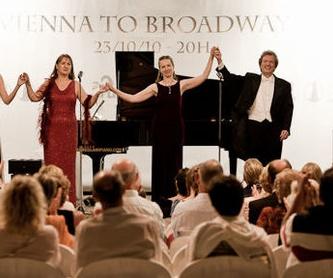 Servicios para conciertos: Servicios de Arreglamipiano