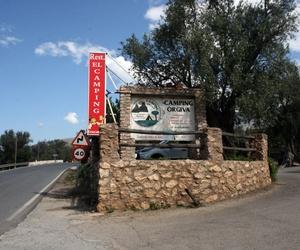 Restaurante El Camping en Órgiva