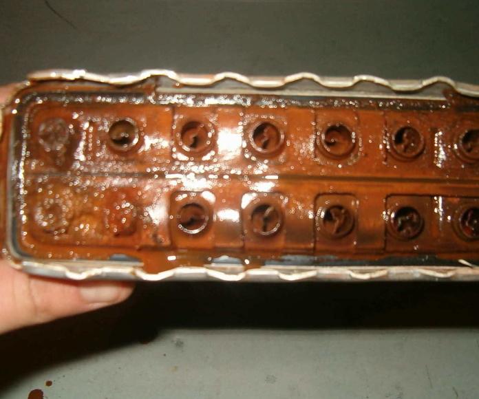Limpieza de circuito de refrigeración: Servicios de Talleres LGA