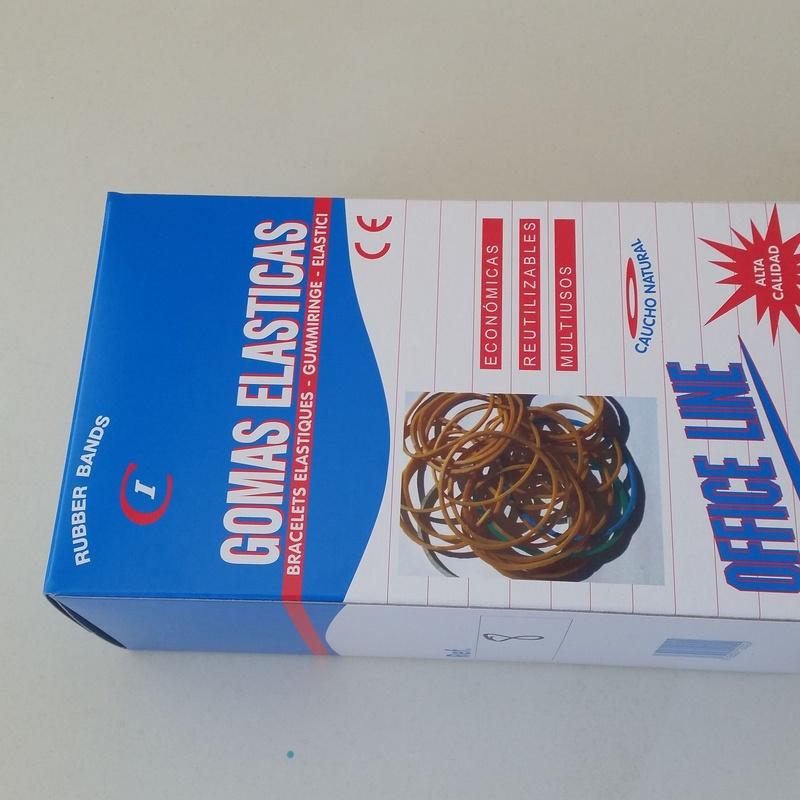 Cajas Gomas Elásticas de 1 kg: Productos y Servicios de Cobo Industrial