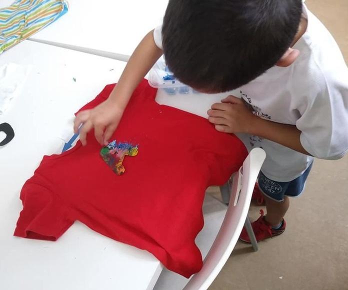 Campamentos: Servicios  de Escuela Infantil Los Brezos