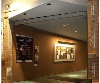 Campaña escolar de Teatro: Servicios de Sala Cero Teatro