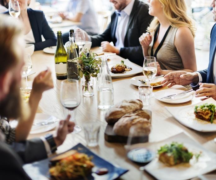 Comidas y cenas de empresa: Servicios de Cervecería Miramar