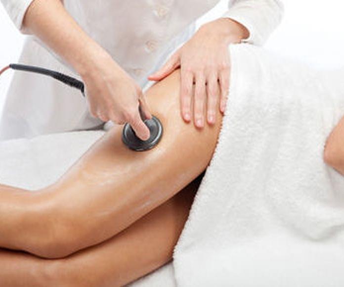 Tratamientos corporales INDIBA Estela