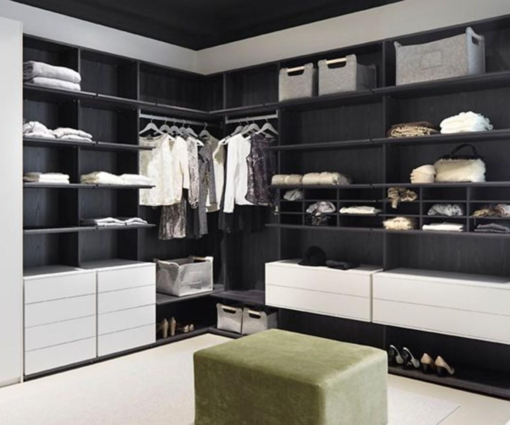 Cómo debe ser el vestidor ideal
