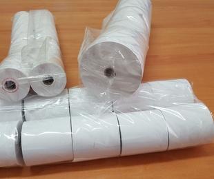 Rollos de papel térmico