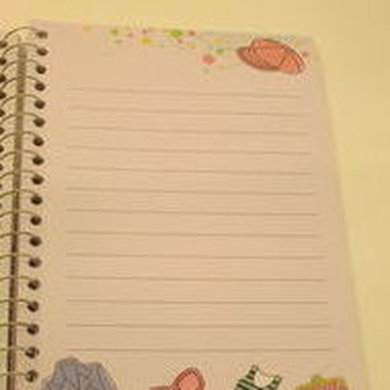 Libretas Top Girls