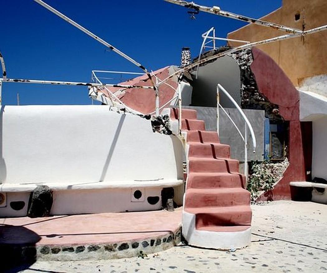 Daños en obras civiles por pequeños movimientos sísmicos