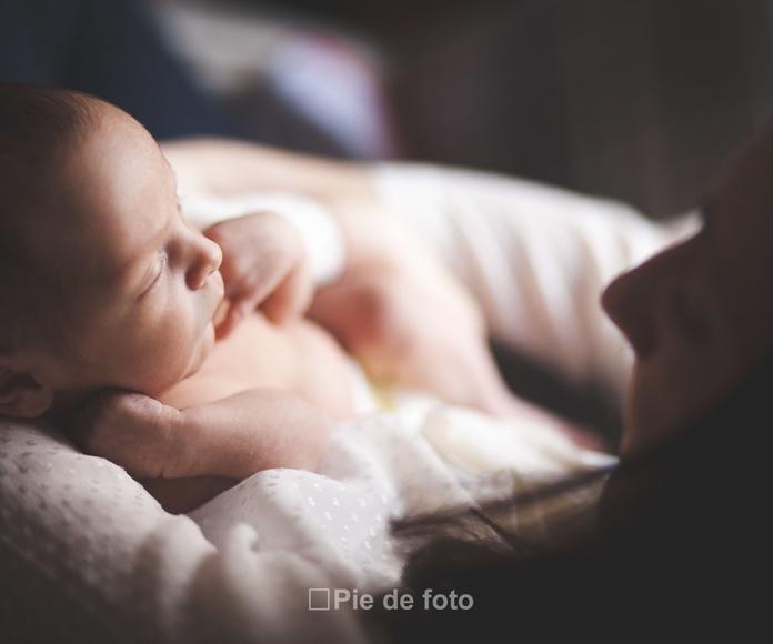 SESIONES DE FAMILIA: Trabajos de Pie de Foto
