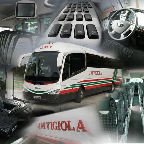 autobuses gallarta