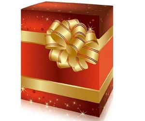 Cajas para lotes de Navidad