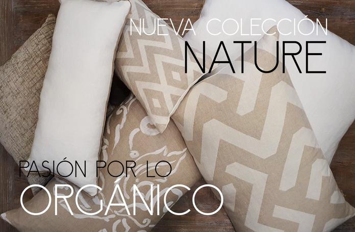 Colección Cojines Nature: COLECCIONES de Casa Nativa