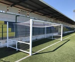 Porterías para campos de fútbol en Alicante