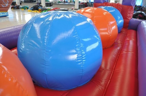 salta bolas acuatico