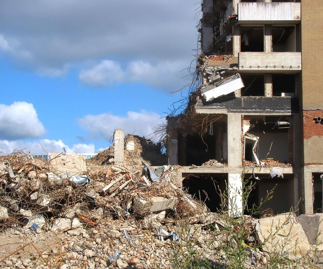 Demolición: fases