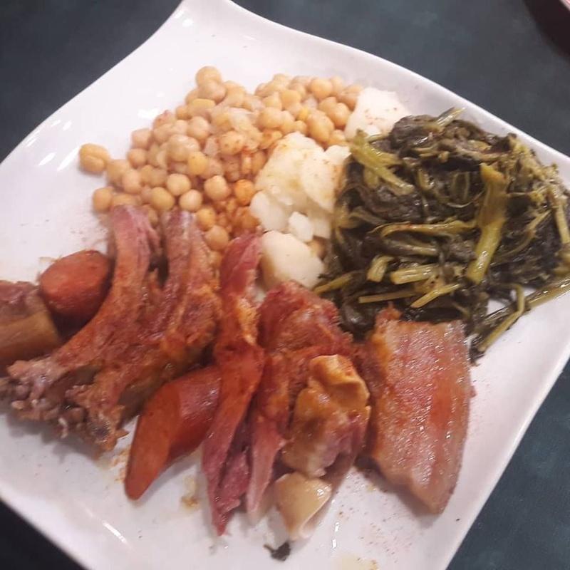 Nuestros platos: Nuestros platos de La Cantina Sixtina
