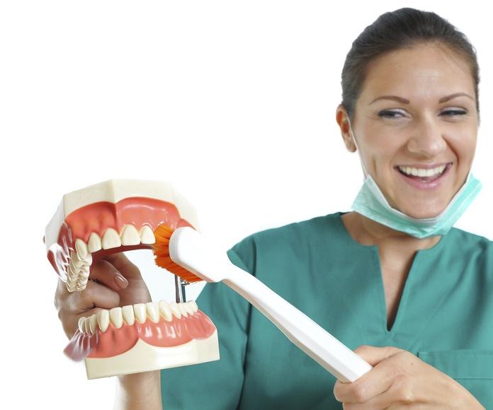 Diagnósticos: Tratamientos de Clínica Dental Villar Estradera