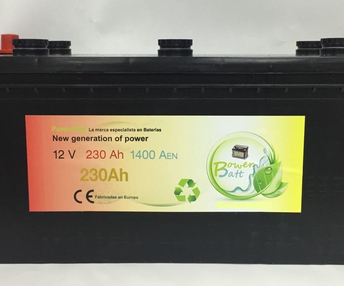 instalación y venta de baterias en ciudad lineal