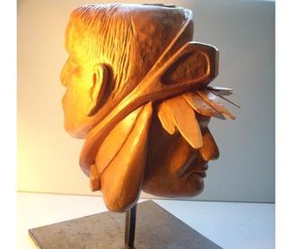 Melodía encadenada: Esculturas de Antonia Dávalos
