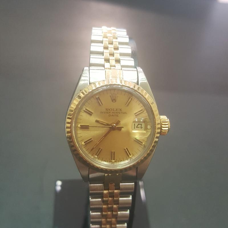 Rolex lady datejust: Compra Venta de Oro y Plata de MR. SILVER & GOLD