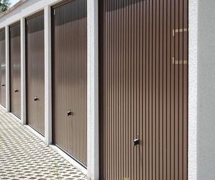 Tipos de puertas para el garaje