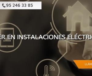 Instalaciones eléctricas en Benalmádena | Eléctrica Sohail