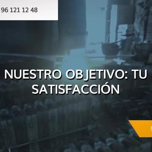 Fundición de aluminio en Valencia | Fundiciones Ferrer