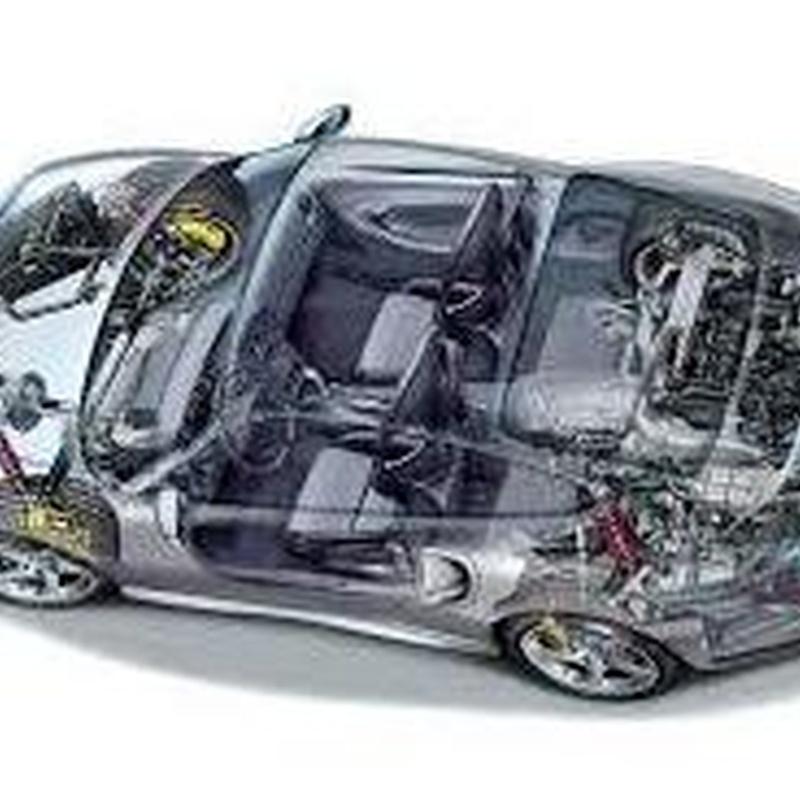 Taller mecánico para el automóvil: Servicios de Auto Tormes