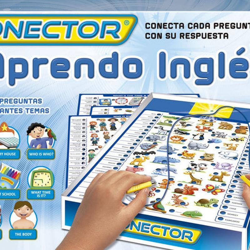 CONECTOR APRENDO INGLES. EDUCA