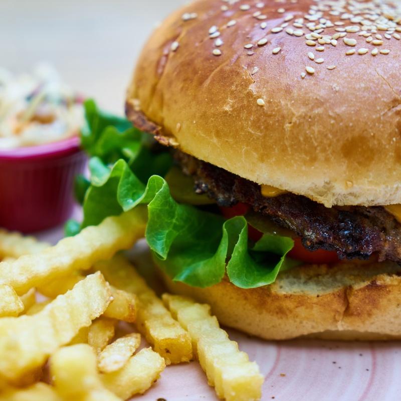 Hamburguesas: Nuestra carta of Restaurante La Trufa