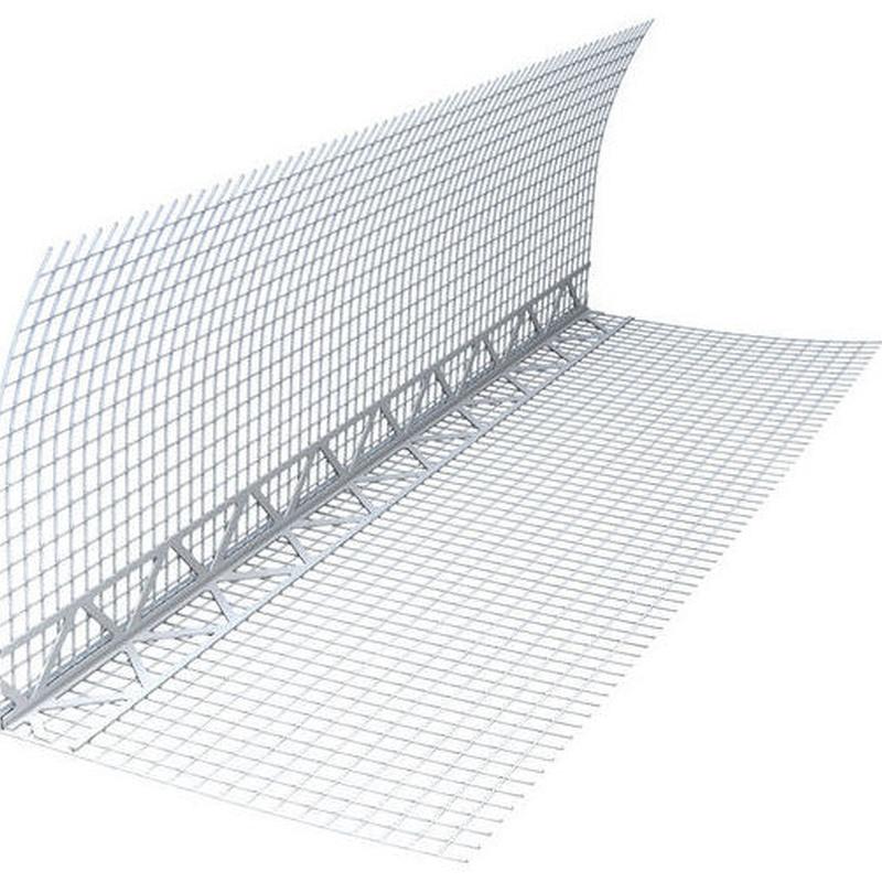 Perfil de rincón triangular