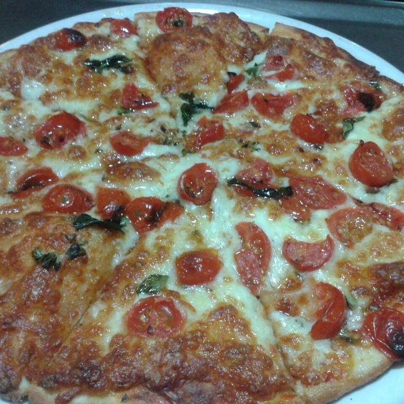 Pizza: Menú Delivery de La Siesta Italiana