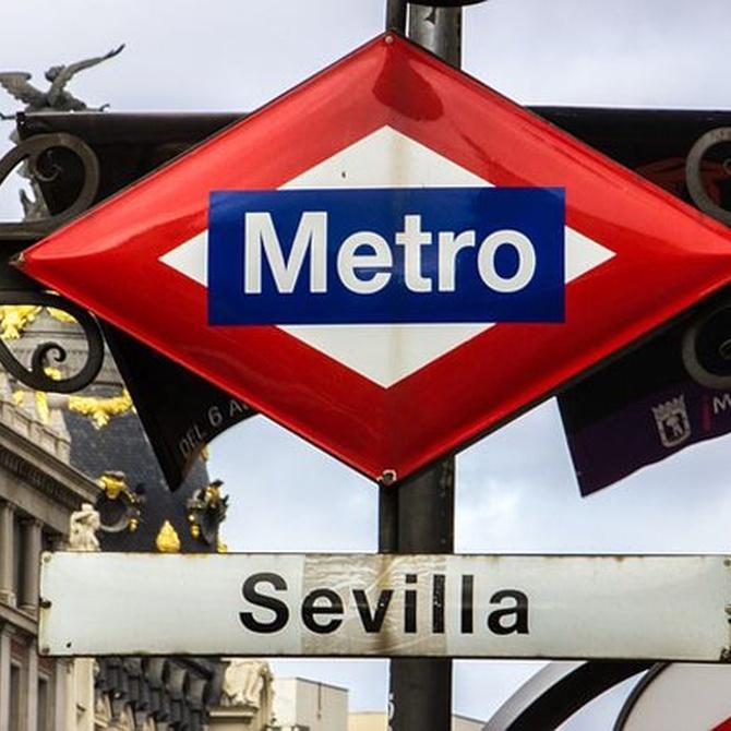 Viajar en Metro por Madrid