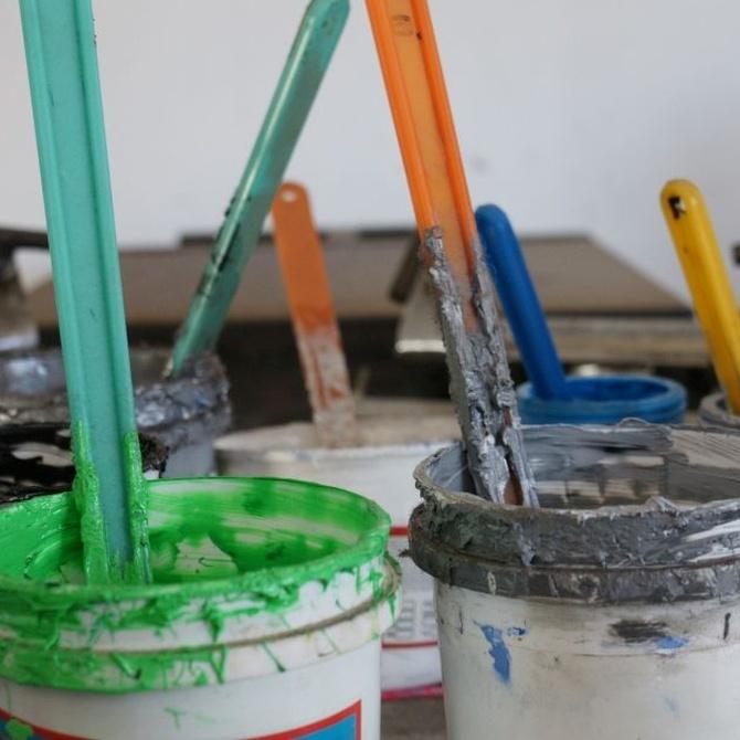 Pinturas recomendadas para garajes