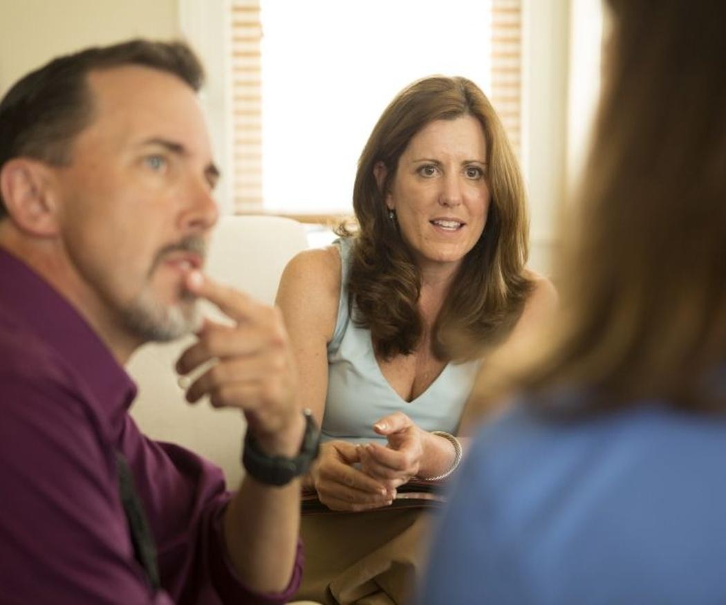 Terapia de pareja para solucionar problemas sexuales