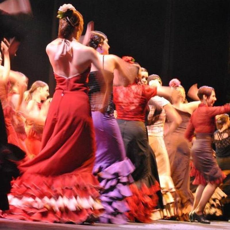 Clases de flamenco en leganés: Servicios de Escuela de danza Patricia Doménech