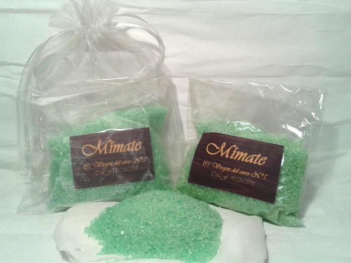 Sales de Baño de aroma a Sandía: Catálogo de Mímate