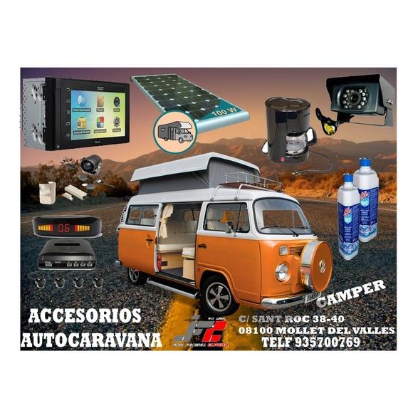 Equipamiento autocaravanas: Servicios de JFC Car Audio